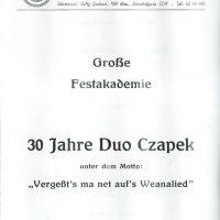 Einladung 08.12.1986 – 1