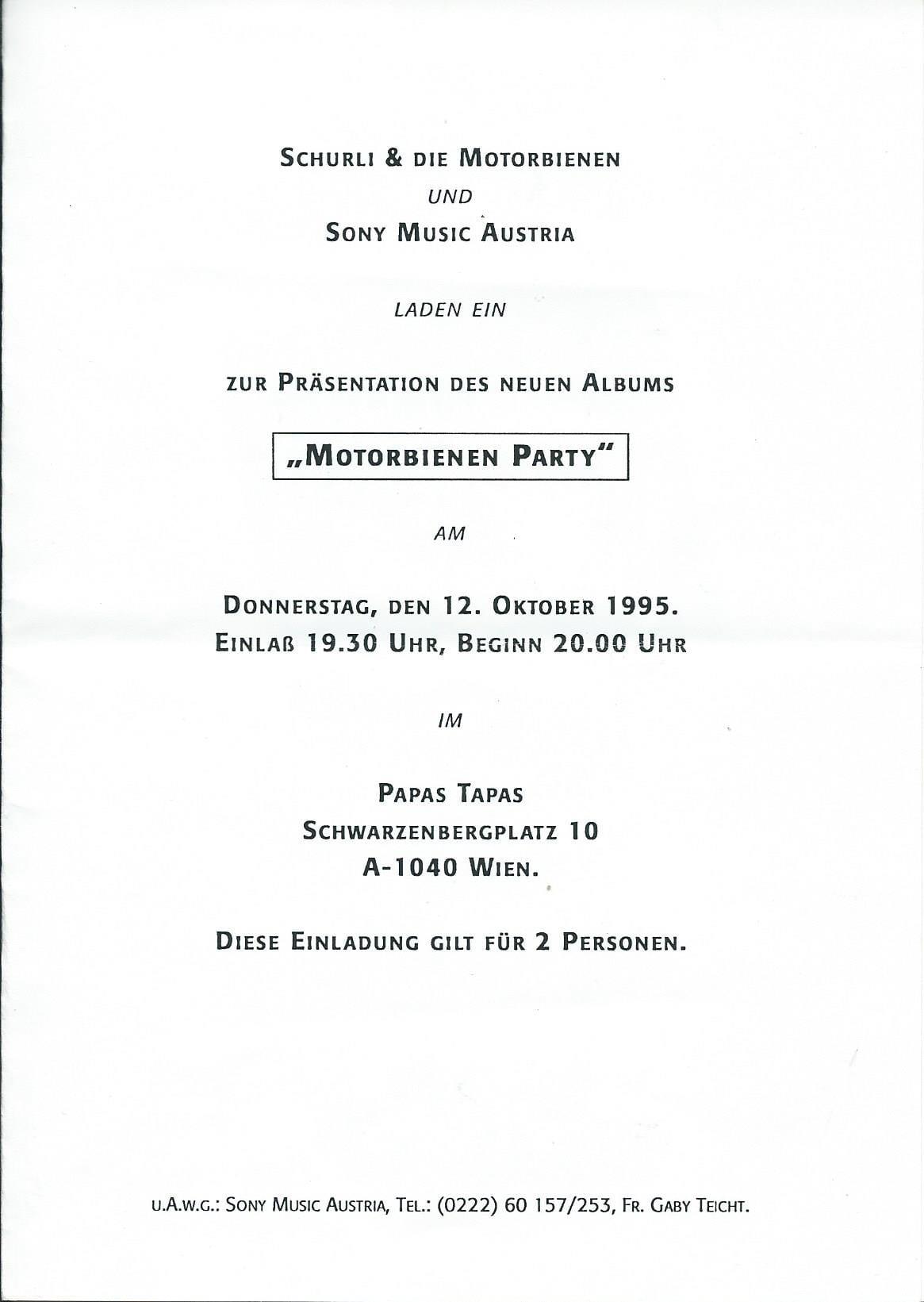 Einladung 2