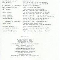 Einladung 29.01.1987 – 2