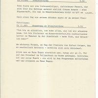 Erinnerung an Hans Hagen – 3