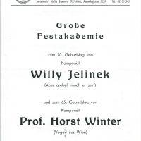 Festsaal ÖGB 25.11.1979 – 1