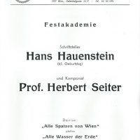 Festsaal des ÖGB 13.03.1977 – 1