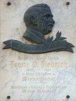 Franz Paul Fiebrich Gedenktafel