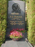 Franz Paul Fiebrich Grabstätte