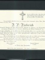Franz Paul Fiebrich Parte