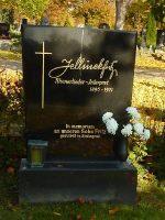 Fritz Jellinek Grabstätte