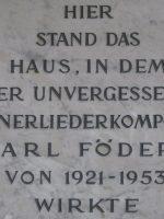 Gedenktafel Ottakringer Straße 13