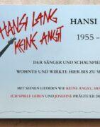 Gedenktafel in Wien 19., Saileräckergasse 8-14
