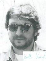 Gerald Krampl mit Unterschrift