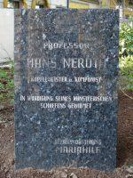 Hans Neroth Gedenkstein