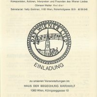 Haus der Begegnung 21.01.1990 – 1