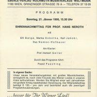 Haus der Begegnung 21.01.1990 – 3