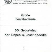 Haus der Begegnung 25.11.1990 – 1