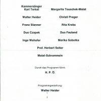 Haus der Begegnung 25.11.1990 – 3