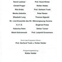 Haus der Begegnung 28.11.1999 – 3