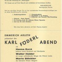 Hernalser Bildungsheim 09.04.1969 – 2