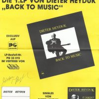 Heyduk – Back To Music