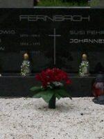 Johannes Fehring Grabstätte
