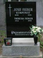Josef Fiedler Grabstätte