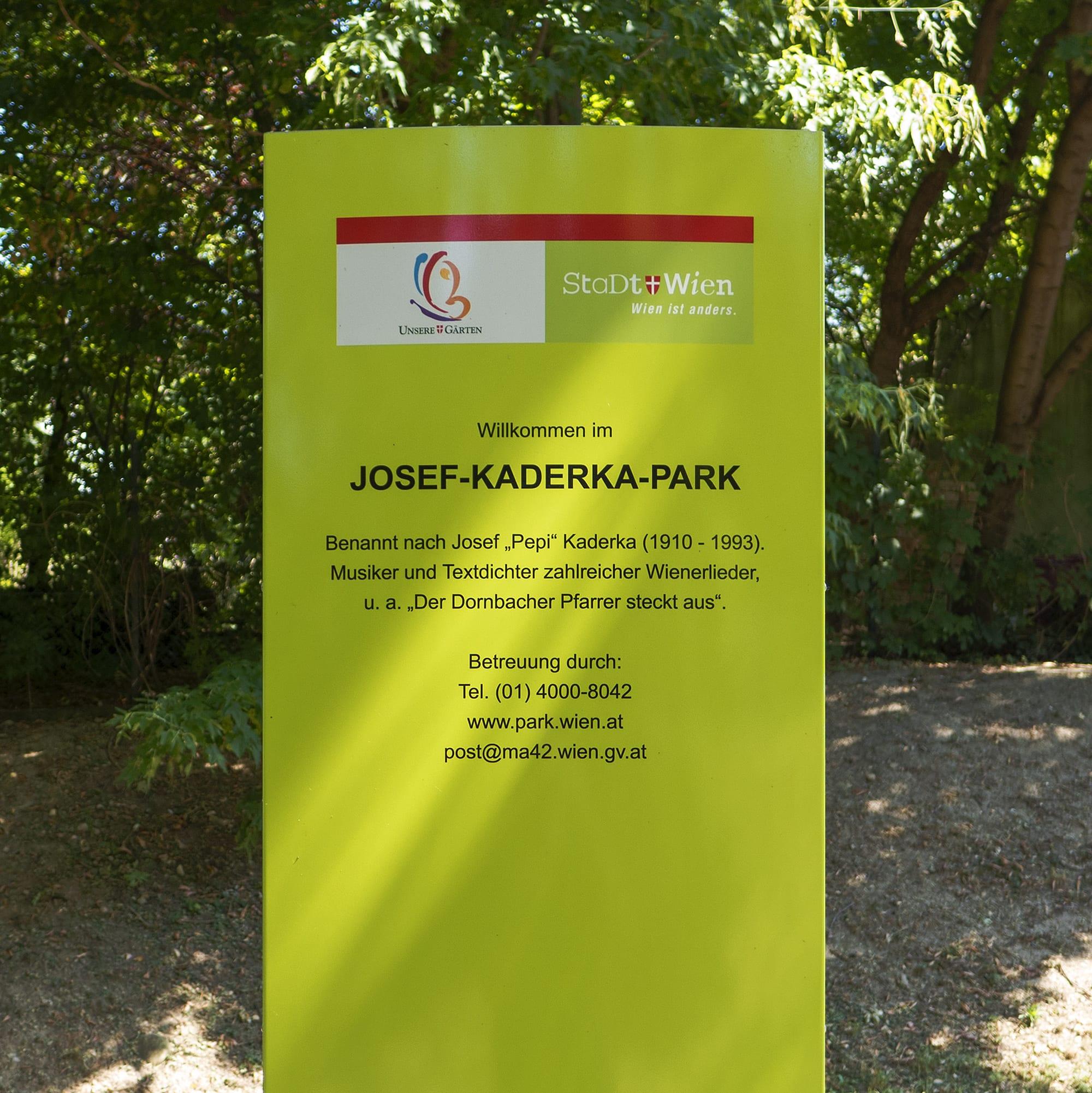 Josef Kaderka Park