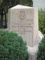 Karl Grell Gedenkstein