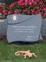 Karl Hodina Grabstätte