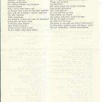 Liederliste – 1 – 2