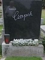 Richard Czapek Grabstätte