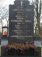 Roman Domanig-Roll Grabstätte