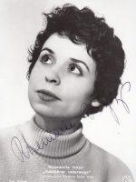 Rosemarie Isopp Autogrammkarte