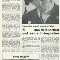Stadt Wien 30.01.1971