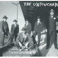 Untouchables Autogrammkarte