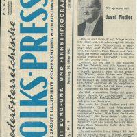 Volks-Presse 10.03.1962