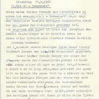 Volksbildungshaus 17.05.1965 – 1