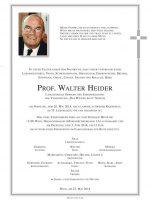 Walter Heider Parte