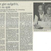 Wiener Zeitung 09.08.1985
