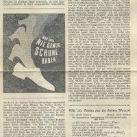 Wochenschau 15.03.1970
