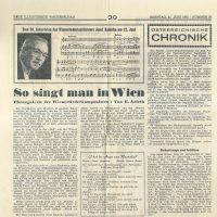 Wochenschau 21.06.1970