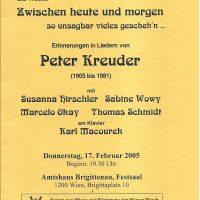 Amtshaus Brigittenau 17.02.2005 – 1