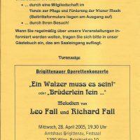 Amtshaus Brigittenau 17.02.2005 – 4
