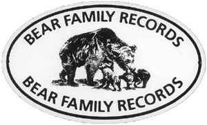 Bear Family Records Logo