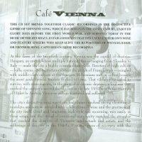 Café Vienna Booklet – 2