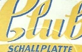 Club Schallplatte Logo