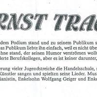 Ernst Track Bio – 3