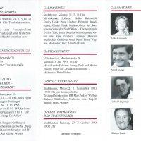 Heinrich Strecker 100. Geburtstag – II