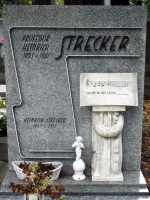 Heinrich Strecker Grab