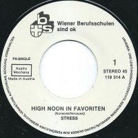 Highnoon in Favoriten 3