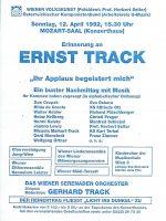 Konzerthaus 12.04.1992