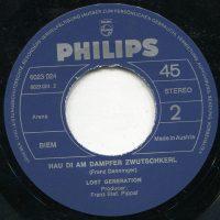 Philips 6023 024 – Label B
