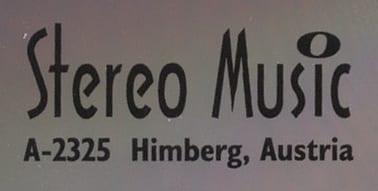 Stereo Music Logo